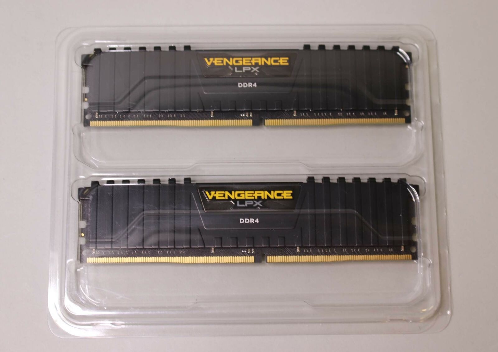 CORSAIR VENGEANCE LPX 16GB (8GB x 2) DDR4-3000 PC4-24000 - CMK16GX4M1A2400C14. Buy it now for 89.99