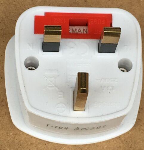 Échelle 1:12 UK 12 V secteur transformateur pour jusqu /'à 50 ampoules 12 V tumdee maison de poupées