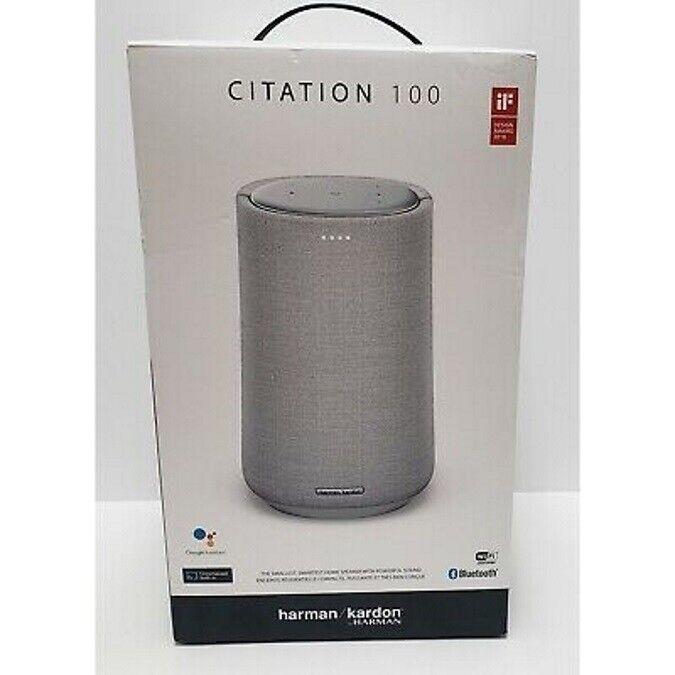 Harman Kardon Citation 100 Grey Wireless Speaker