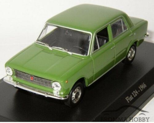 by NOREV Fiat 124 1966