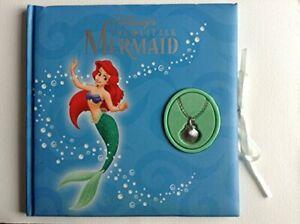 Disney-Little-Mermaid-Magical-Locket-Disney-Charm-Book-Hardback-Book-The