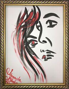 Margarita-Bonke-Malerei-A3-Painting-Zeichnung-erotic-Paar-Love-Liebe-akt-art