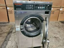 Speed Queen Front Load Washer Coin Op 40lb 208 240v Mn Sc40nc2op60001 Ref