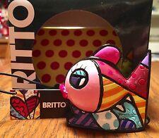 ROMERO BRITTO BEAUTY Fish NEW in BOX FIGURINE COLLECTIBLE 1st Edition