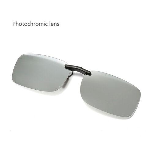 Polarisierte Clip Auf Sonnenbrillen Für Myopie Gläser Fahren Unisex Angeln UV400