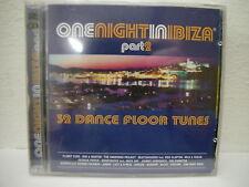 One Night in Ibiza Part 2  NEW NUOVO SIGILLATO SEALED 2 CD