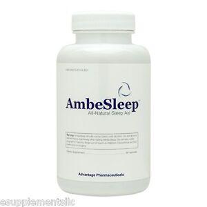 AMBESLEEP - Sleep Aid - Over the Counter Sleep Aid - Best Sleep Aid