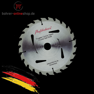 150mm-HM-Kreissaegeblatt-Kreissaegeblaetter-fuer-Holz-150x20mm-Z-24
