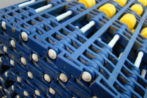 """Details about  /18/""""X13/'6/"""" Chain Conveyor Belt"""