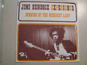 Image Is Loading JIMI HENDRIX EXPERIENCE Burning Of The Midnight Lamp
