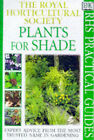 Plants for Shade by Royal Horticultural Society (Paperback, 1999)