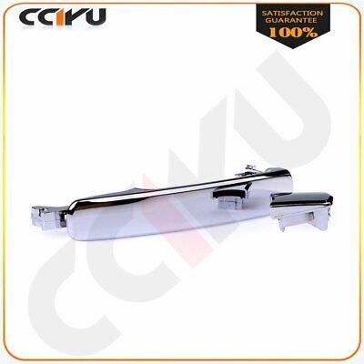 Front RH Exterior Chrome Door Handles Rear LH RH for FX35 FX45 Murano Rogue