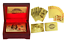 Gold-Plated-Playing-Cards-Poker-Deck-Wooden-Box-amp-99-9-Certificate-24k-Foil thumbnail 29