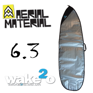 Aerial Material surfboard bag 6.3 Brand new  Surf Surfing