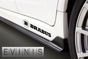 BRABUS-2x-Side-Skirt-Stickers-Car-Decals-Graphics-DEFAULT-BLACK