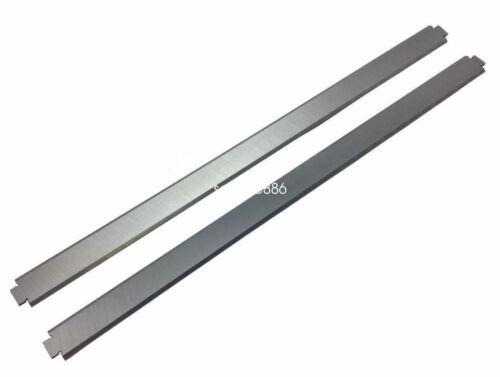 """Ridgid 13/"""" HSS Raboteuse Couteau AC8630 pour Ridgid TP13002 TP1300 TP13001-Lot de 2"""