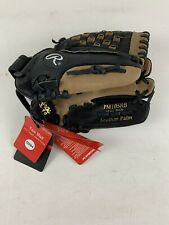 """New Rawlings Youth Baseball Glove Playmaker Series LHT Leather Palm 10.5/"""""""