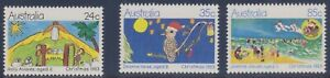 Australia-Post-Design-Set-MNH-Decimal-Christmas-1983