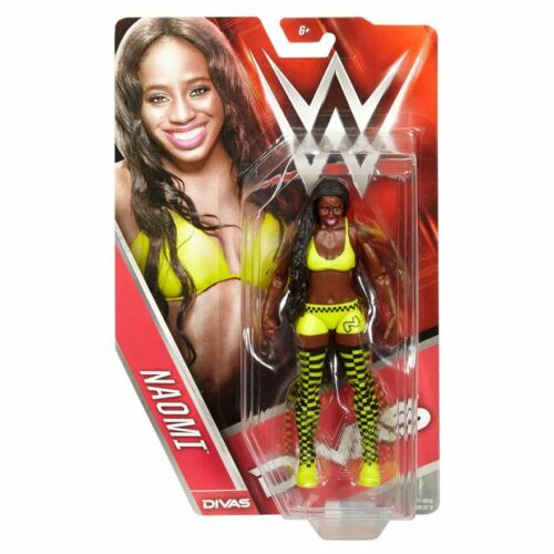 Officiel WWE MATTEL Série Basique 56 divas Naomi action figure