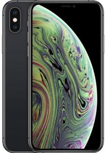 Apple iPhone XS 64GB (Ohne Simlock) Space Grau NEU OVP MT9E2ZD/A EU