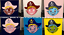 """thumbnail 3 - Treasure Paintings JR Bissell: """"Loot Boy"""" Pirate Artist Gimme the Loot Boyz Coin"""