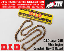 DID 25H x 84 CAMCHAIN CAM CHAIN CAM TIMING HONDA C90 C 85cc (83-85) PATTERN
