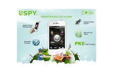 ALARMA DE COCHE SPY LC630 GPS + GSM PKE PARA ANDROID IPHONE CON 2 MANDOS.EN 24H