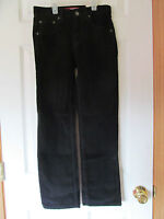 Boy's Arizona Jean Co. Zodiac Night Straight Slim Fit Pants Size 12 Reg