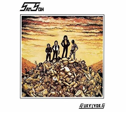 Samson-Surivors CD NEW
