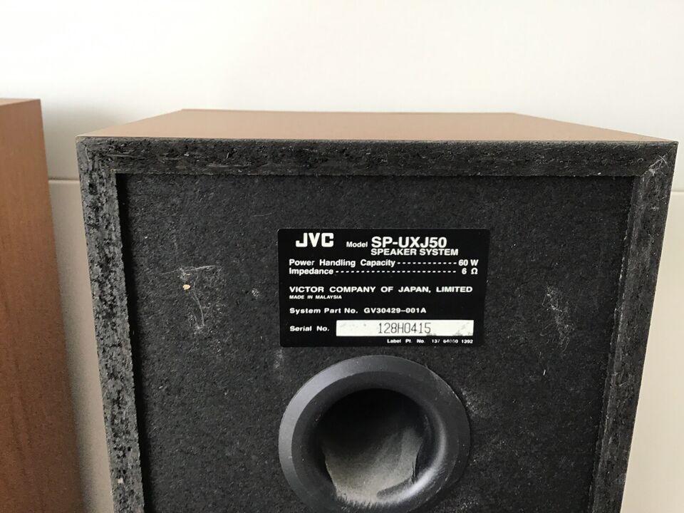 Højttaler, JVC, SP-UXJ50