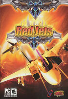 Red Jets Cold War Mig Flight Simulation Pc Game Box