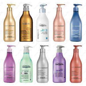 Loreal Expert Shampoo 500ml - Alle Serien - Keratin, Repair Lipidium , Color