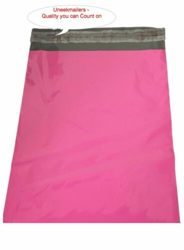 12x15.5 Poly Mailers Shipping White Black Pink Purple Red FREE 2 DAY SHIPPING