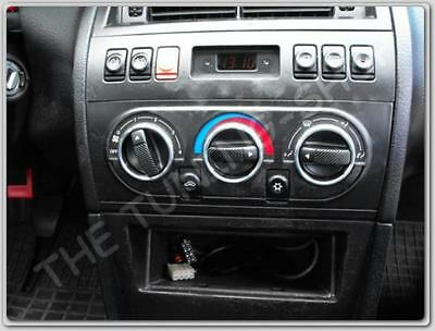 Auto-Tuning & -Styling For Fiat Coupe 16V Chrome Dial & Heater ...