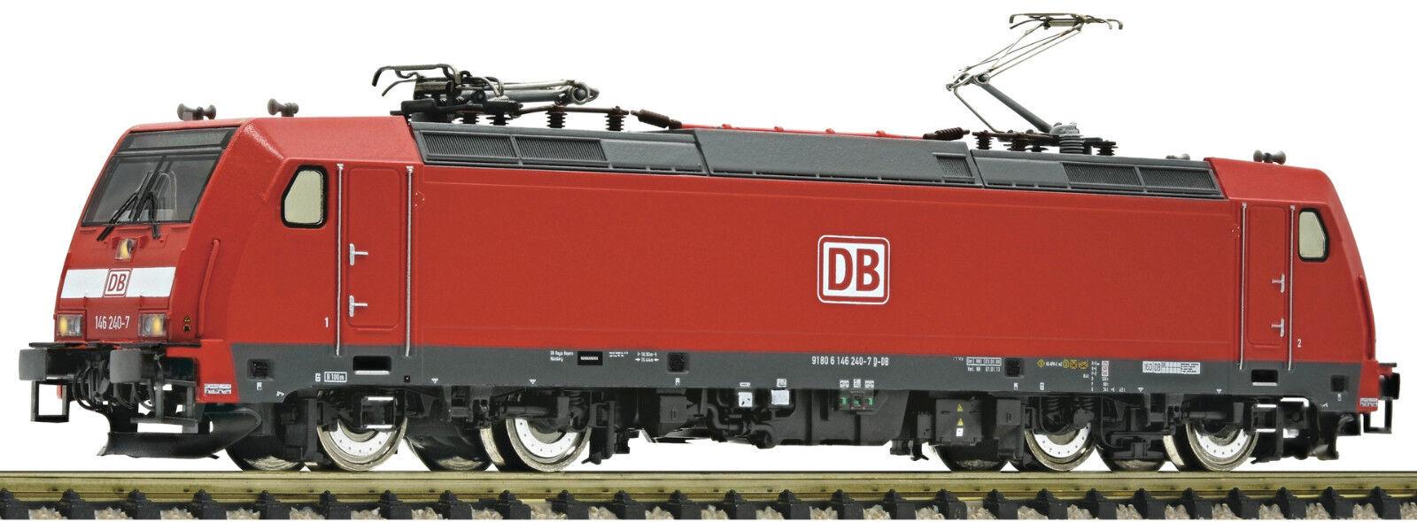 Fleischmann N 738875-elektrolokomotive BR 146.2, DB AG Digital Sound UVP 279. -