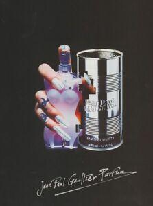 Paul Advertising De Détails Gaultier Sur Classique Publicité Paper Jean Papier 80wPNnXZOk