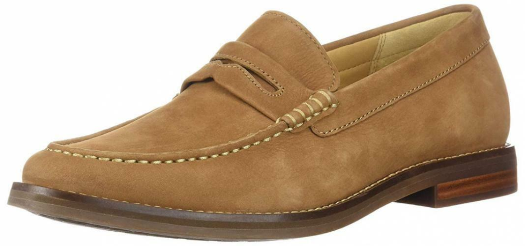 Sperry Top-Sider gold Cup Exeter Penny Loafer