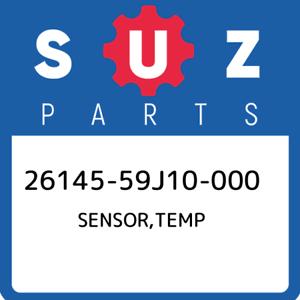 26145-59J10-000-Suzuki-Sensor-temp-2614559J10000-New-Genuine-OEM-Part