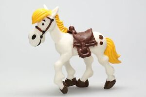 Figurine plastique Lucky Luke Jolly Jumper avancant
