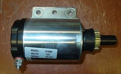 New Starter for 1974-1980 Cub Cadet 1000 w// Kohler Eng