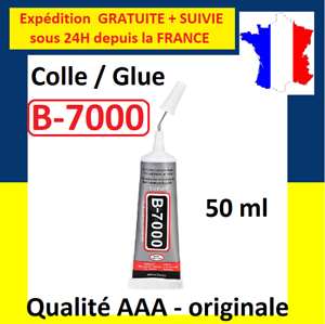 50ml-Colle-glue-adhesif-B7000-pour-ecran-LCD-tablette-vitre-chassis-smartphone