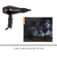 thumbnail 9 - Cabello Pro 3600 Hair Dryer Black for Man and Woman Short Hairstyles Blow Dryer