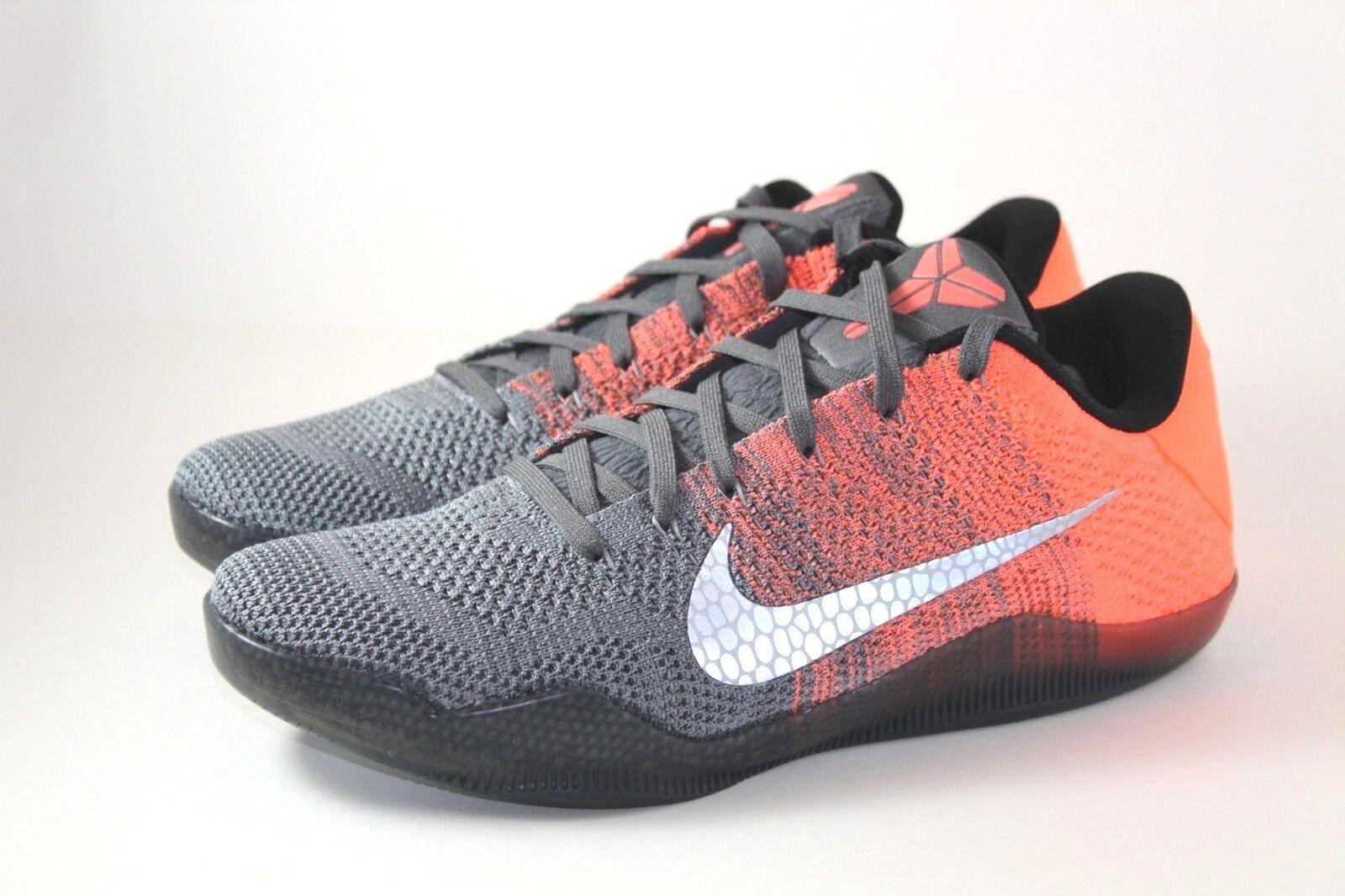 Nike zoom kobe xi 11 elite basso pasqua basket scarpa mango 822675-078 46