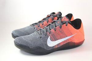 finest selection 23c10 2e4e7 Image is loading Nike-Zoom-Kobe-XI-11-Elite-Low-Easter-