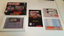 Ogre Battle CIB original Super Nintendo Snes GREAT CONDITION