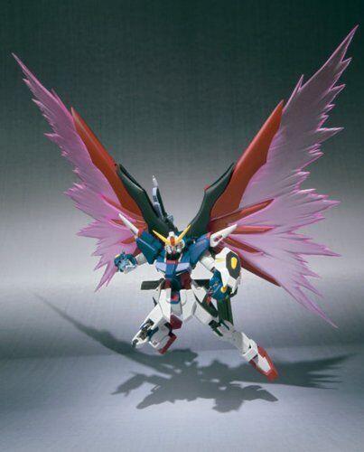 ROBOT SPIRITS Side MS Gundam SEED DESTINY GUNDAM Action Figure BANDAI