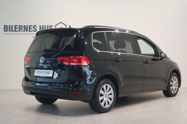 VW Touran 1,6 TDi 115 Comfortline Connect DSG 7prs - billede 1
