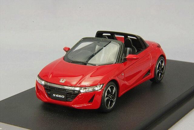 negozio online outlet 1 43 Mark43 Honda S660 S660 S660 α Premium rosso PM4331R  le migliori marche vendono a buon mercato