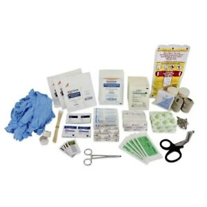 First Aid Kit, Suture & Wound Care Trauma Kit, 358 Pieces, Ultimate Edition