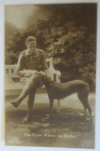 Adel-Prinz-August-von-Preussen-mit-Hund-1910-54904